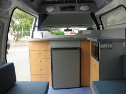 volkswagen eurovan camper interior eurovan camper van honda elements making the journey