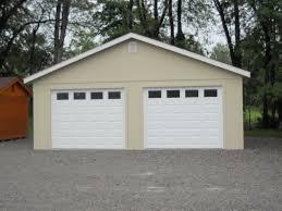 modular garage apartment 24 u0027x24 u0027 two car garage custom built garages sales u0026 prices