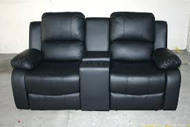 Power Leather Reclining Sofa by Recliners Wondrous Black Leather Power Recliner For Living Room