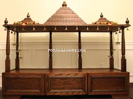 Puja Room Designs Custom Pooja Mandirs Made In The Usa Cary North Carolina This