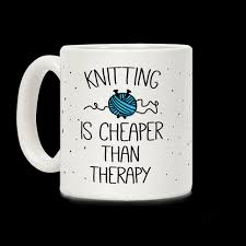 Coffee Cup Meme - knitting meme coffee mugs lookhuman