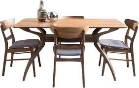 langley street yolanda 5 piece rectangular dining set u0026 reviews