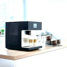 Miele Built In Coffee Maker Plumbed Mache – armistead