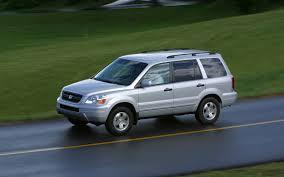 Honda Pilot 2003 Reviews Recall Central Honda Recalls 554 000 Pilots And Cr Vs For