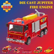 sam die cast vehicles jupiter fire engine
