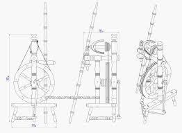 spinning wheel plan
