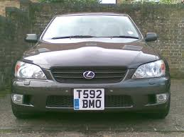 lexus is 200 for sale essex is200 number plate mount lexus general discussions lexus