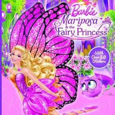 barbie mariposa 8x8 storybook mattel 9781743464939