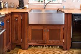 free standing kitchen sink cabinet freestanding kitchen cabinets american traditional