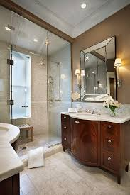 beveled mirrors bring elegance to any room