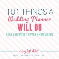 how to be a wedding coordinator how to be a wedding planner http domesticallyblissful how