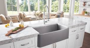 kitchen sinks and faucets innovative marvelous blanco kitchen sinks blanco silgranit sinks