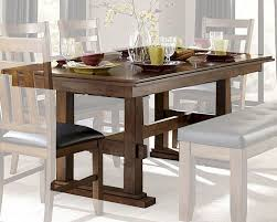 Butterfly Leaf Dining Room Table Dining Table W Butterfly Leaf Kirtland By Homelegance El 1399 90