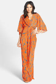 filtre print kimono maxi dress juniors nordstrom rack