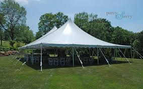 backyard tent rental backyard graduation party partysavvy pittsburgh tent rental