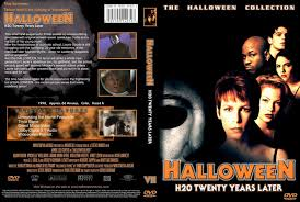 Halloween Dvd The Horrors Of Halloween Halloween H20 20 Years Later 1998 Vhs