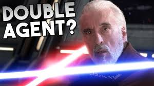 was count dooku a double agent star wars theory jon solo