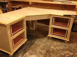 build a corner desk a corner i wouldn t mind being sent to diy corner desk