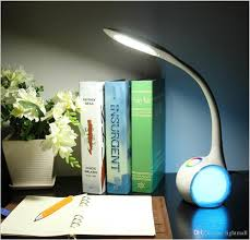 2017 eye protection desk lamp led dimmable mood lighting color
