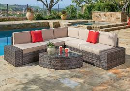 Patio Furniture Covers Reviews - best review genuine ohana 14 piece outdoor sectional patio
