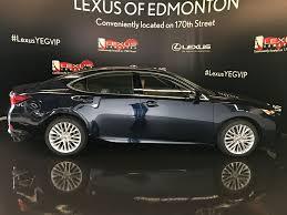 lexus es canada pre owned 2017 lexus es 350 tour of alberta 4 door car in edmonton
