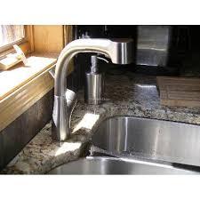 kohler elate kitchen faucet 13963t 4 cp kohler elate kitchen faucet w pull spray