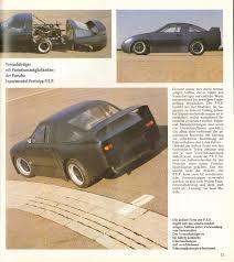 porsche 901 prototype porsche experimental prototype 1985 porsche cars history