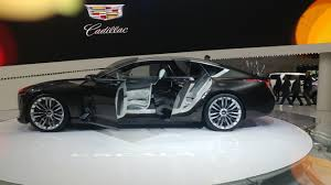 cadillac escala 2016 la auto show green report for womenintech a global lifestyle