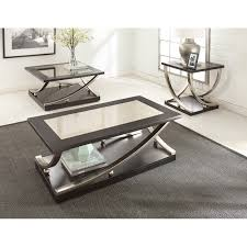steve silver rm350cas ramsey cocktail table with casters