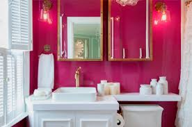 pink bathroom decorating ideas 15 pink bathroom designs decorating ideas design trends