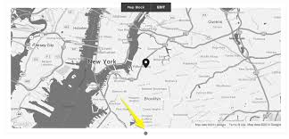 squarespace help using the map block