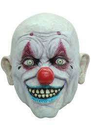 crappy the clown mask halloween mask escapade uk