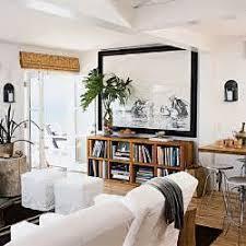 living room wall mounted tvs plus shelves beautiful living space