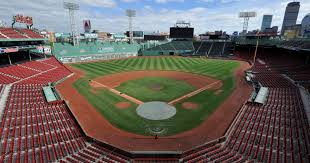 Fenway Park Seating Map Red Sox U0027s Record Sellout Streak Ends