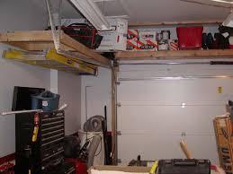 cool above garage door storage garage storage galleries