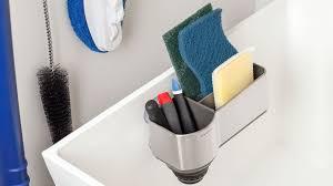Kitchen Sink Holder by Kitchen Kitchen Storage Caddy Sink Sponge Holder Sink Caddy
