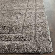 Shag Carpet Area Rugs Gray Shag Rug Safavieh Handmade New Orleans Shag Grey Textured For