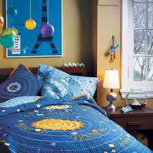 Space Themed Bedding Outer Space Bedroom Solar System Planets U0026 Rocket Bedding U0026 Decor