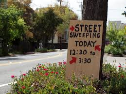 San Francisco Street Cleaning Map by Call For Alerts And Fewer Tickets On Street Sweeping U2014 Berkeleyside