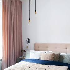Pink Velvet Curtains Princess Bedroom Soft Pale Pink Velvet Curtains