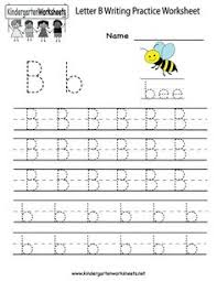kindergarten letter a writing practice worksheet printable d