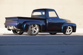Ford Old Pickup Truck - farm superstar kindig it design u0027s u002754 ford f 100 street trucks
