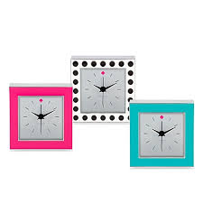 Kate Spade New York Cross Point Clock Bed Bath Beyond