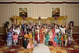 indian wedding planners nj wedding photography lighting large groups with a large light