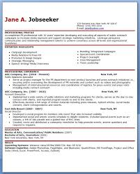 sample resume for public relations officer gallery creawizard com