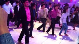 rahul flash mob mastek christmas party at leeds phoenix team