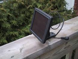 solar powered outdoor lights 1 year later