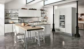 idee cuisine design idée cuisine ouverte pour un espace lumineux