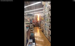 bed bath and beyond fire caught on tape by customer video huffpost