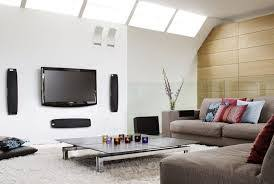 Home Theater Living Room Design Latest Gallery Photo - Living room home theater design